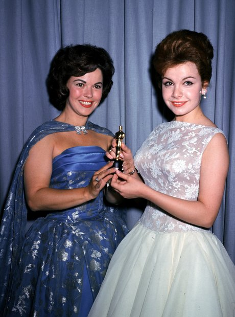 The Most Iconic Oscars Dresses Annette Funicello a