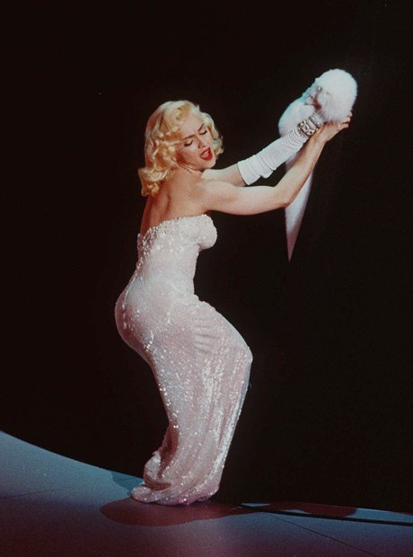 The Most Iconic Oscars Dresses Madonna