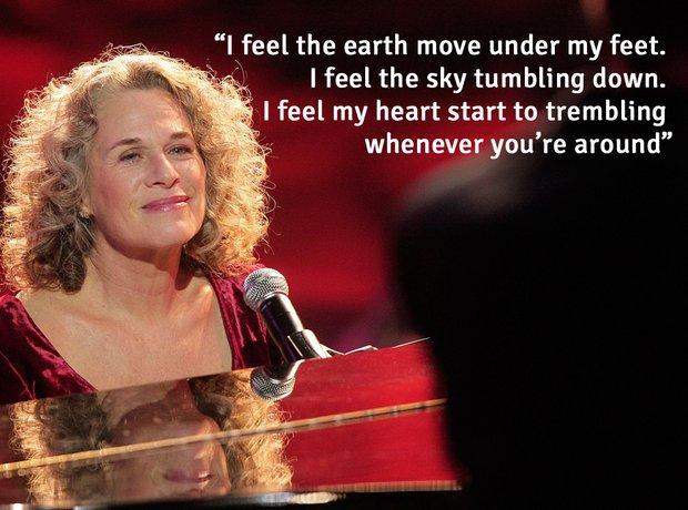 Carole King Best lyrics
