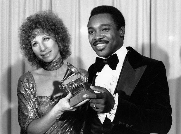 Grammy Awards History Barbra Streisand