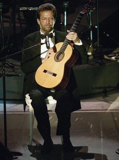 Grammy Awards History Eric Clapton
