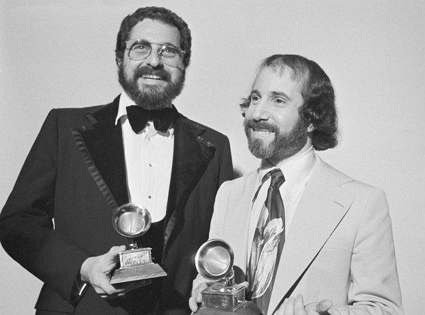 Grammys Awards History Simon Garfunkel