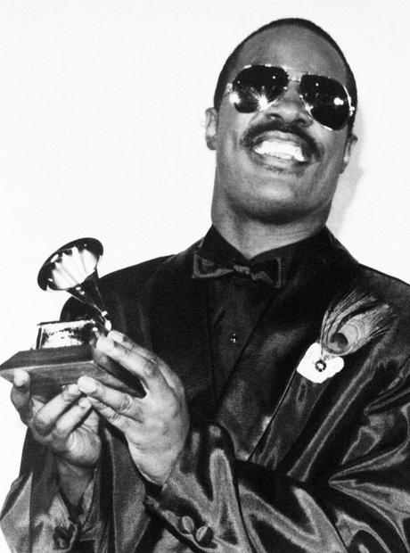 Grammys Awards History Stevie Wonder