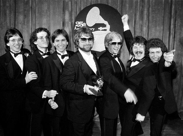 Grammys Awards History Toto