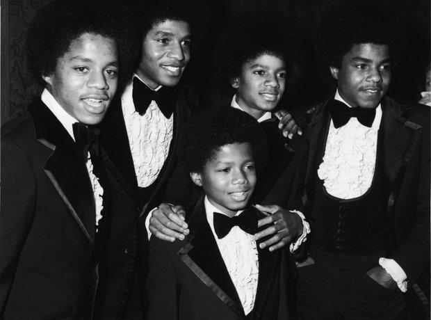 Jackson Five Grammy Awards Archive