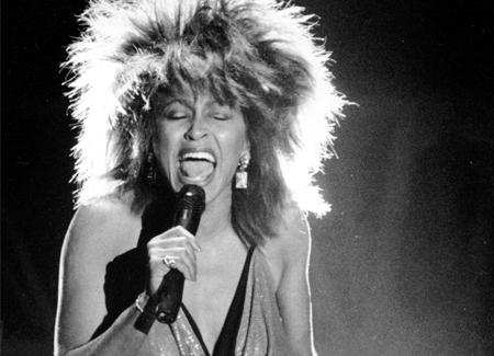 Tina Tuner Grammys 1985