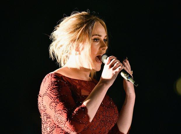 Adele Grammy Awards 2016