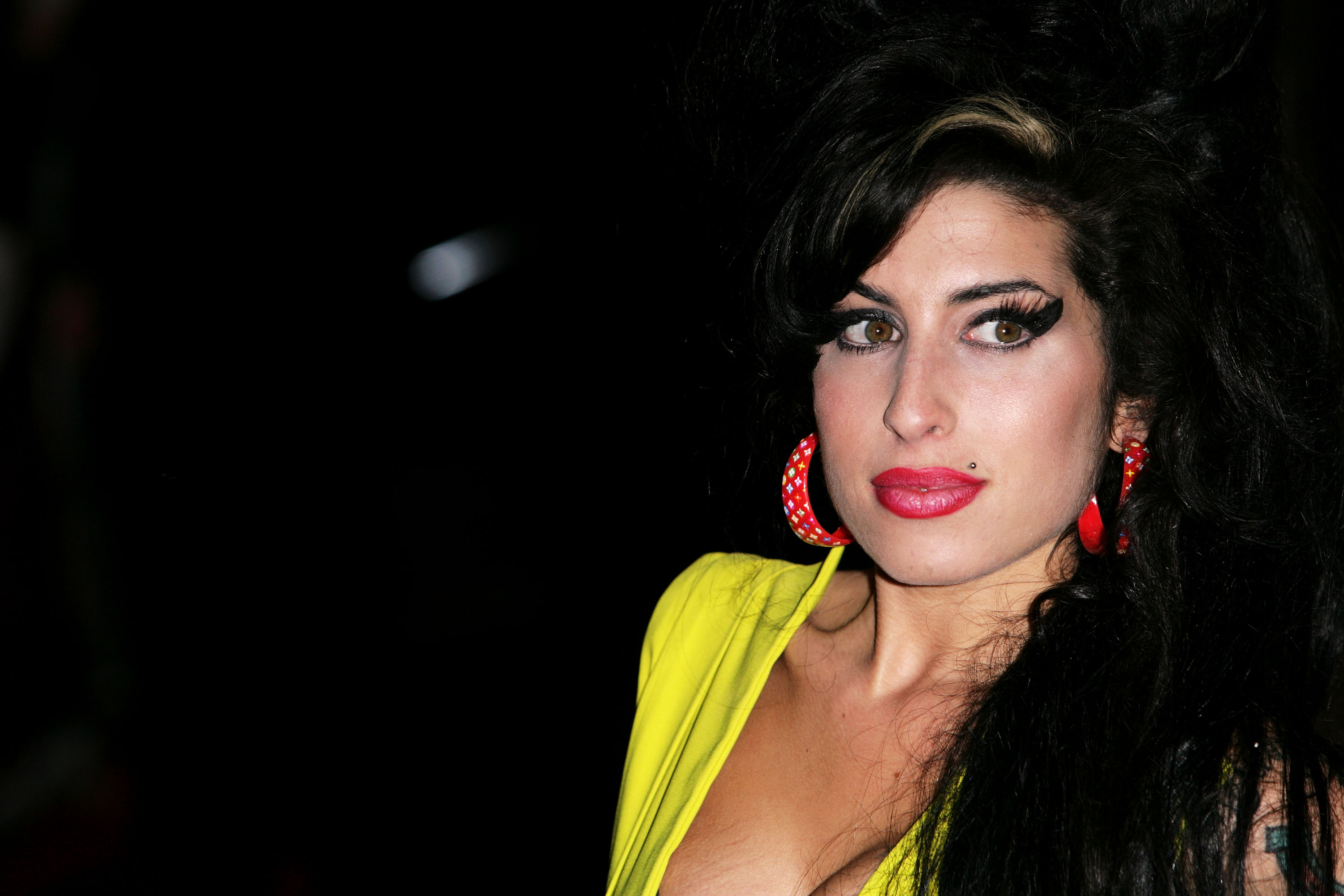 History of the BRIT's Amy Winehouse