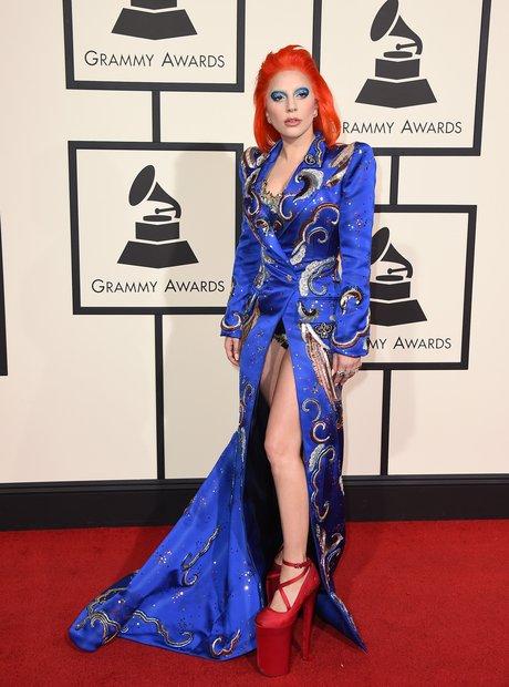 Lady Gaga Grammy Awards 2016