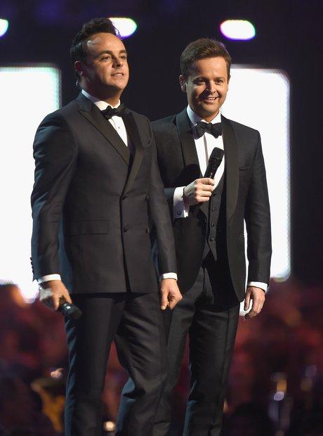 Ant & Dec Host The Brit Awards 2016 LIVE