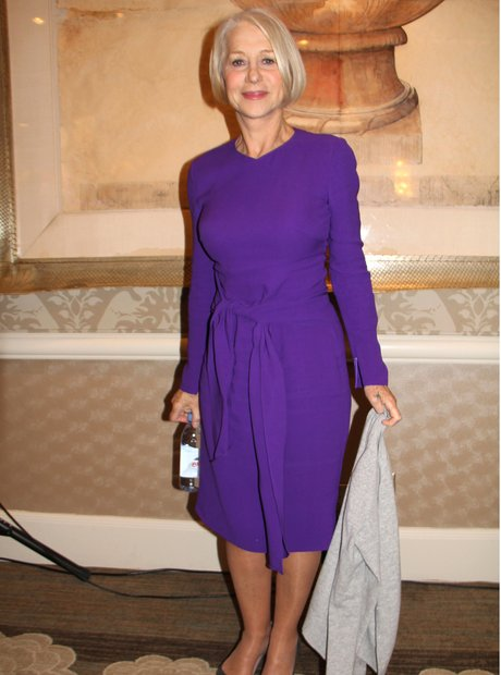 Helen Mirren in LA