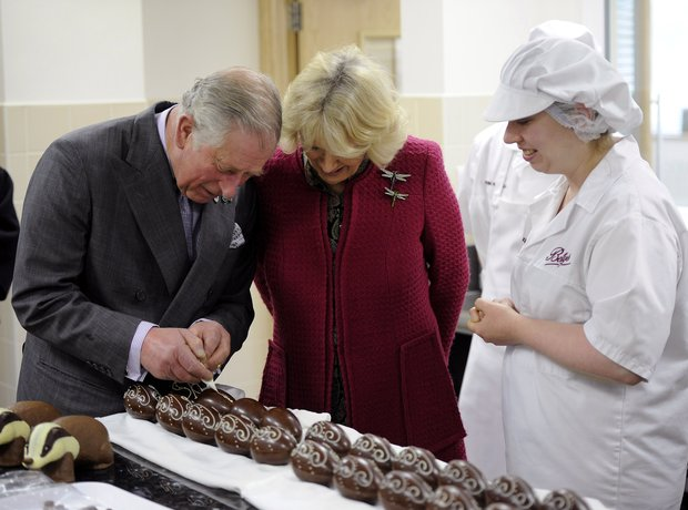 The Prince Of Wales & Duchess Of Cornwall Visit Yo