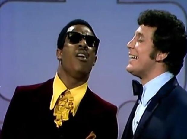 Tom Jones And Stevie Wonder