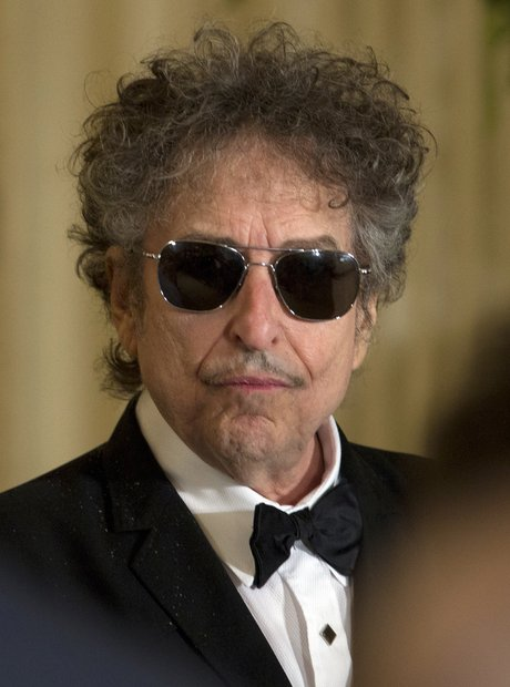 bob dylan white house 2012