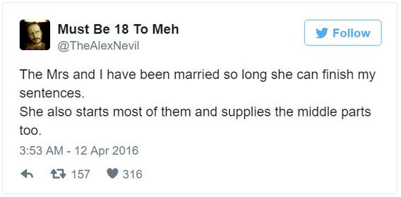 10 Hilarious Husband Tweets