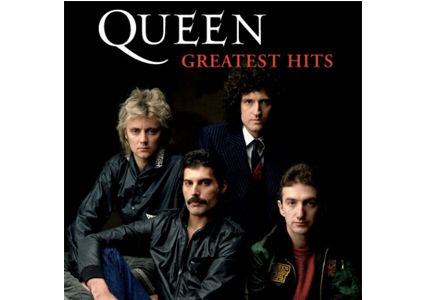 UK's Best Selling Greatest Hits Albums