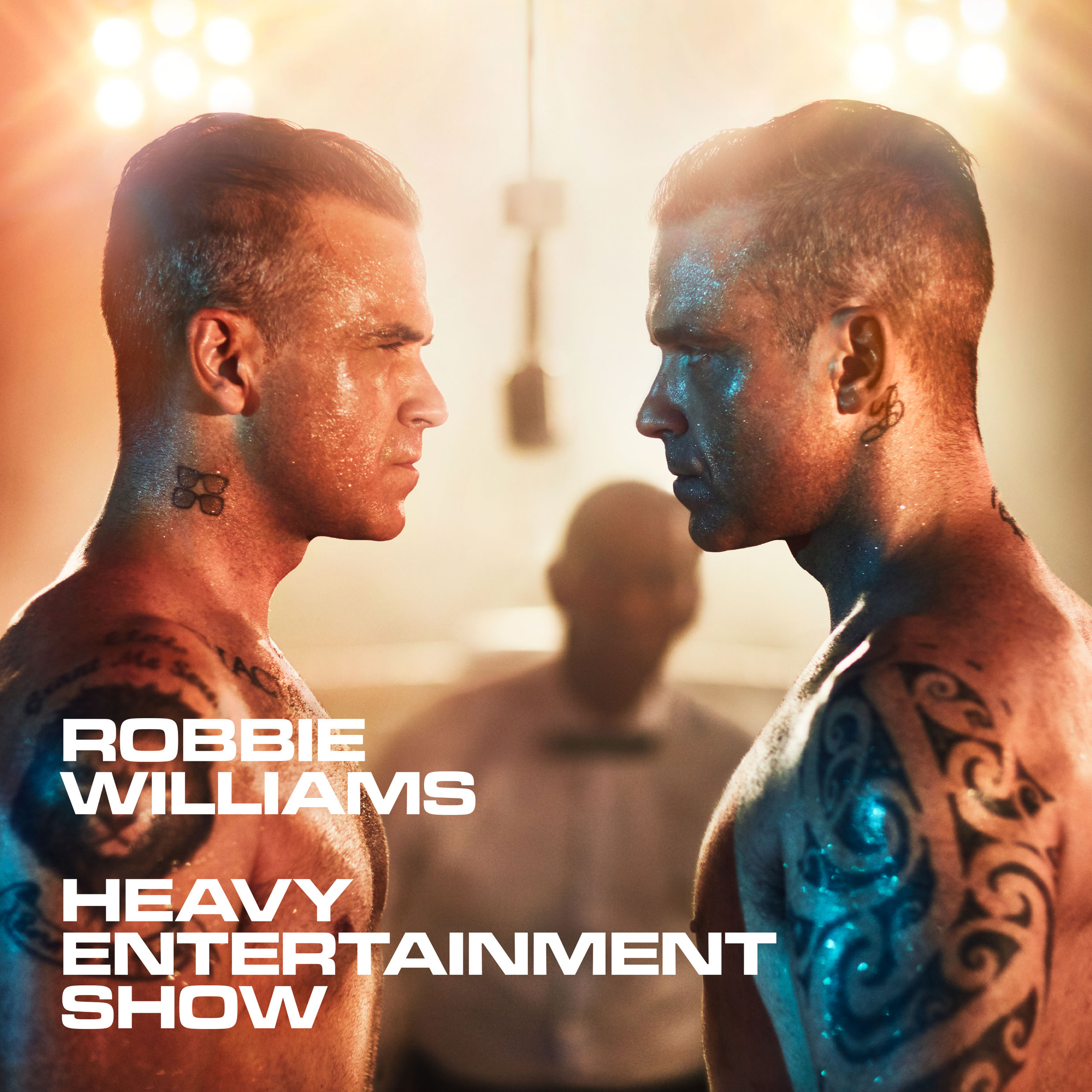 Robbie williams – heavy entertainment show