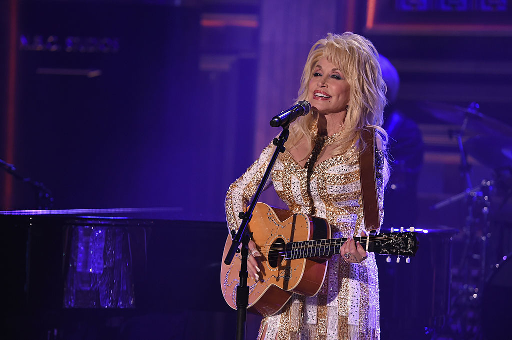dolly parton new york 2016