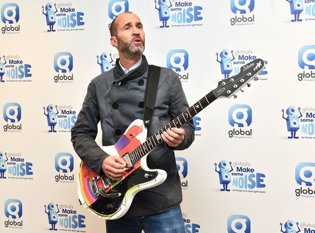 Johnny Vaughan GMSN 2016