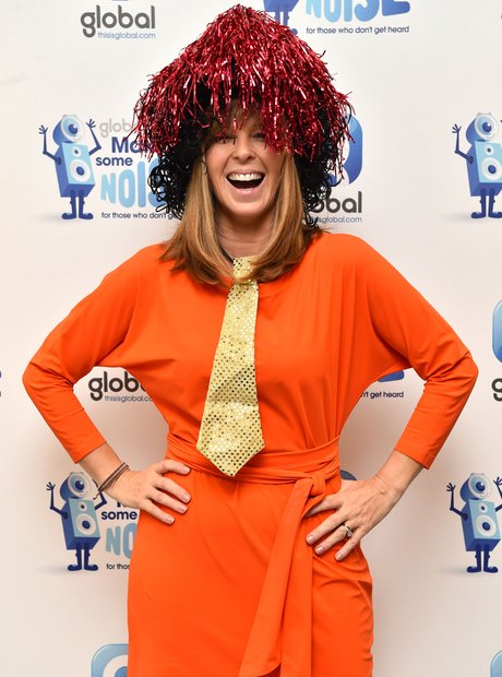 Make Some Noise Day 2016 Kate Garraway
