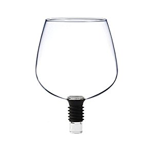 Guzzle Buddy wine glass
