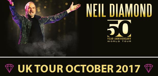 Neil Diamond Playlist Th Anniversary Tour
