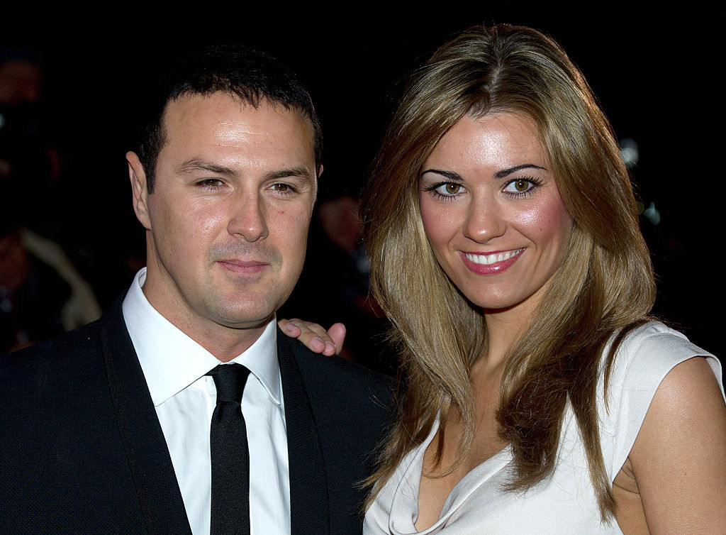 paddy mcguinness wife