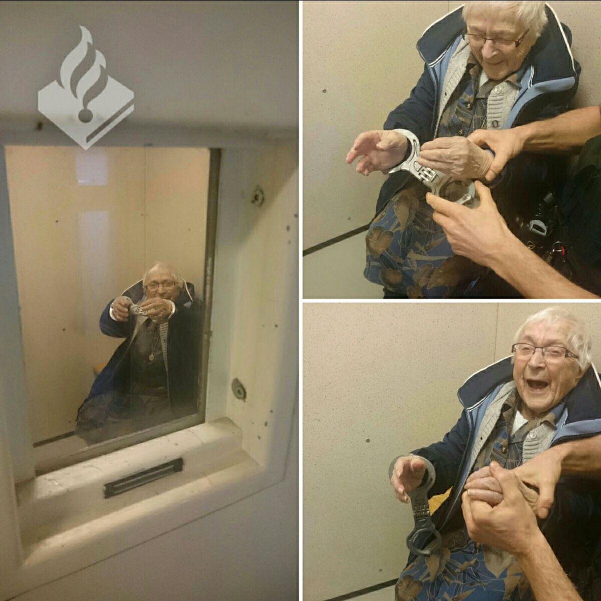Annie 99 year old bucket list