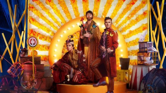 Take That's Brand New Album Wonderland Has Landed - Smooth Take That Album