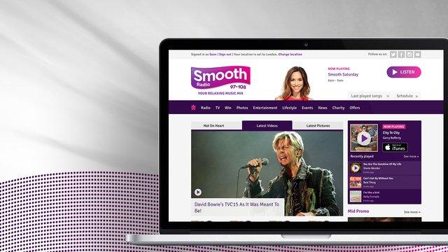 Smooth radio dating site