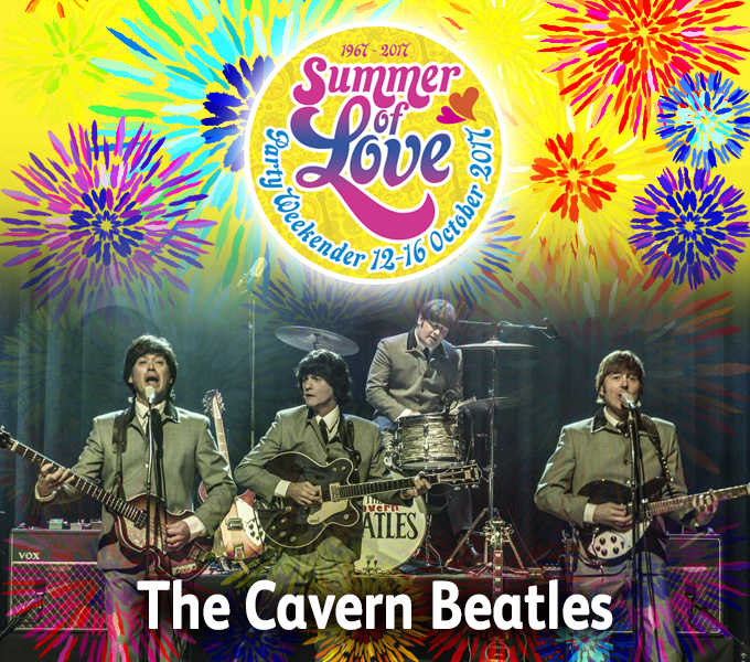 Summer Of Love Weekender
