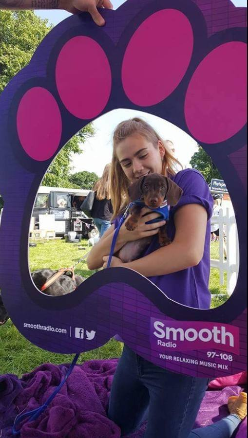 Smooth Radio at Dogfest 2017