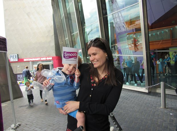 Open day at the lowry