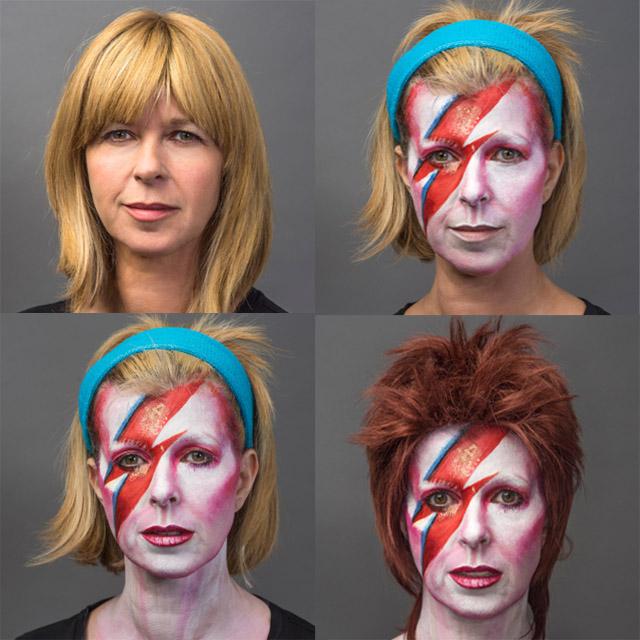 Kate Garraway - David Bowie - GMSN
