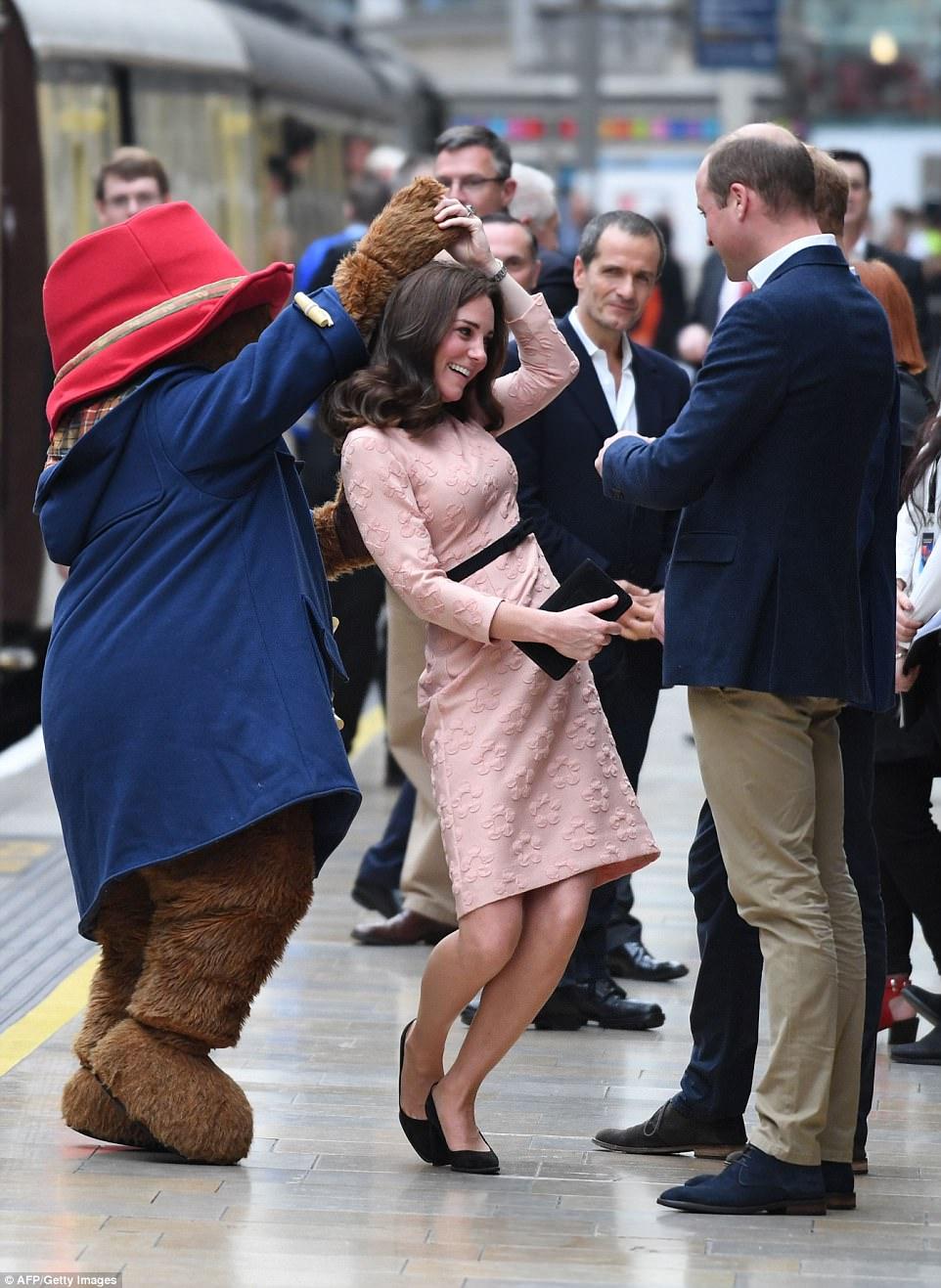 Kate Middleton / Paddington