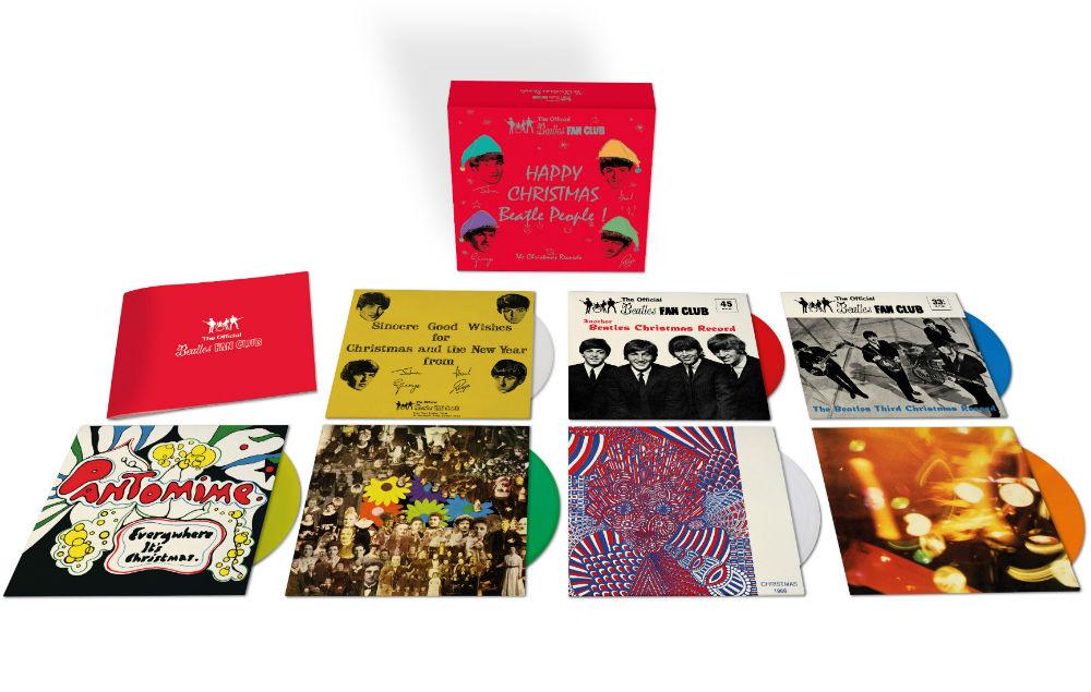 Beatles Christmas album