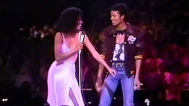 diana ross relationship with michael jackson