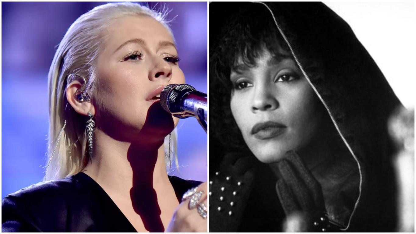 Christina Aguilera/Whitney