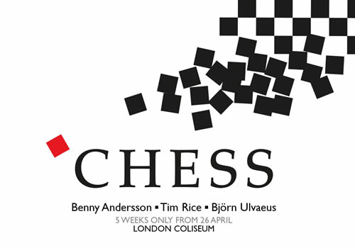 Chess musical