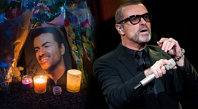 George Michael family tribute