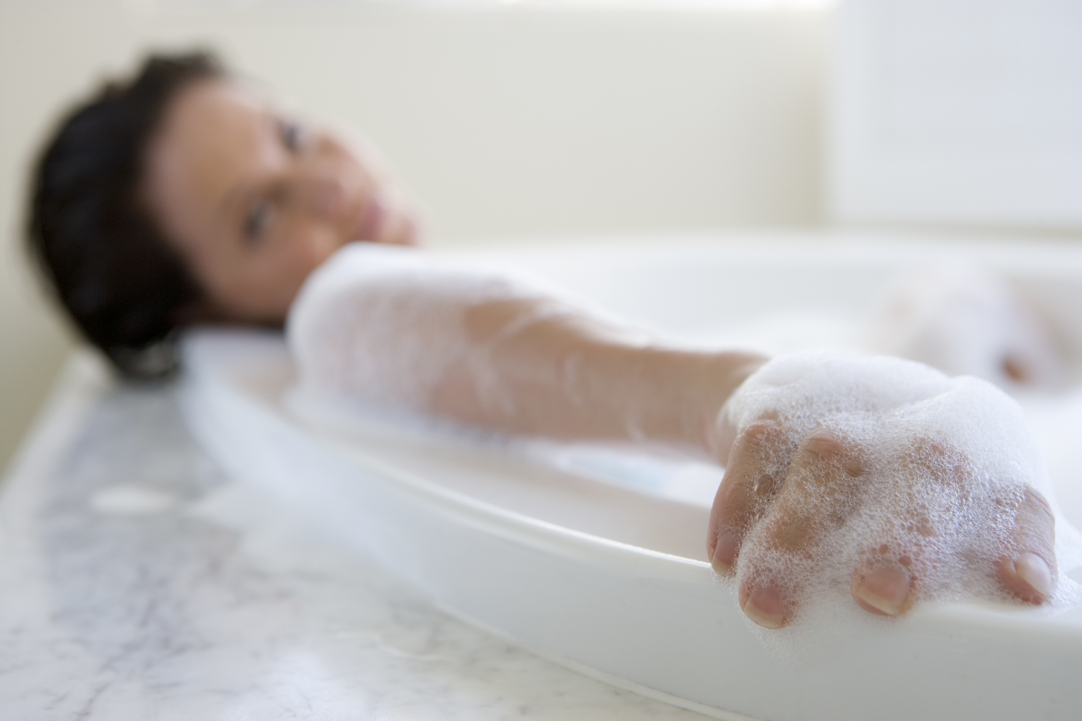 Generic bath - Getty creative