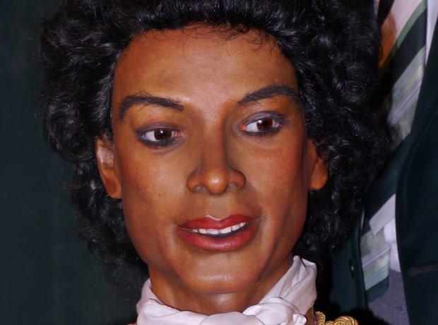 Michael Jackson waxwork
