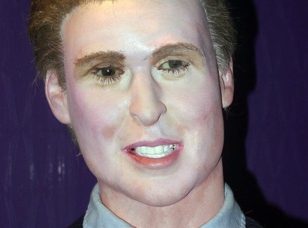Prince WIlliam waxwork