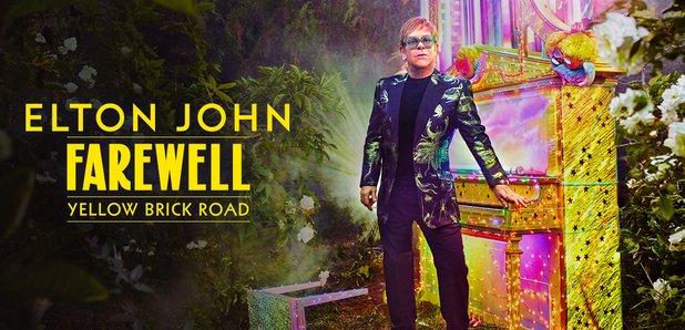 Elton John's Farewell Yellow Brick Road tour: All the ...