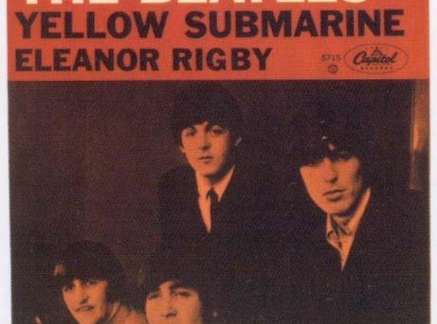 The Beatles - Eleanor Rigby