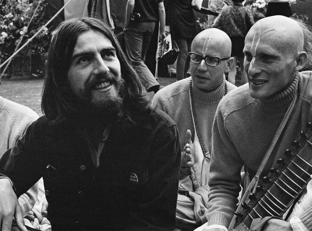 George Harrison and Hinduism