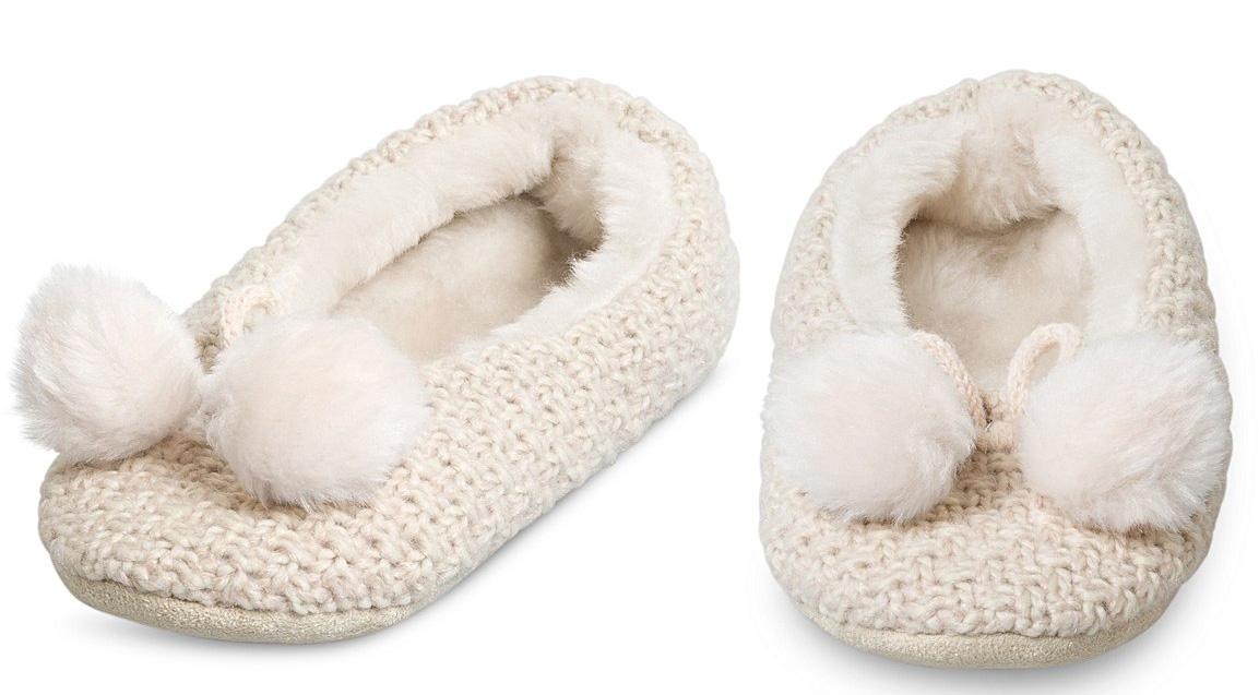 Oliver Bonas slippers