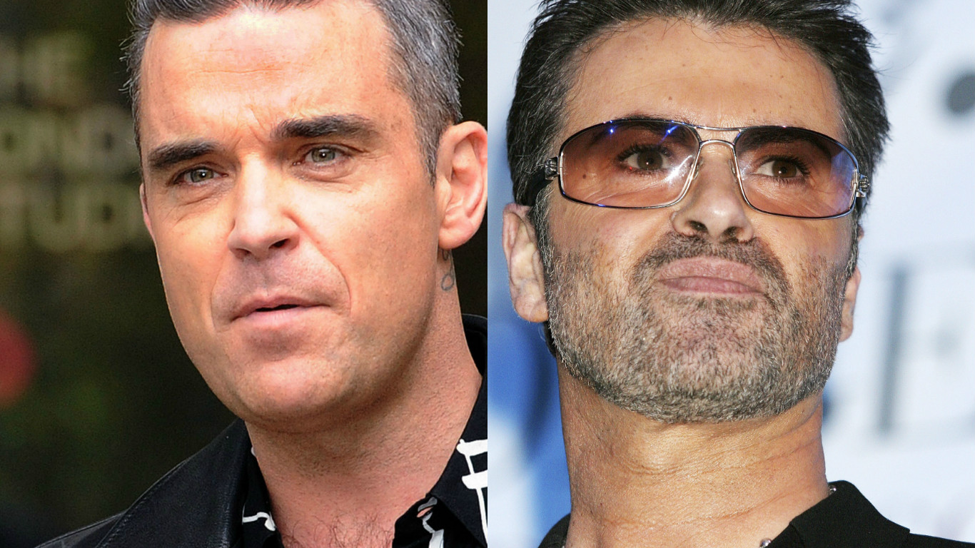 Robbie Williams / George Michael