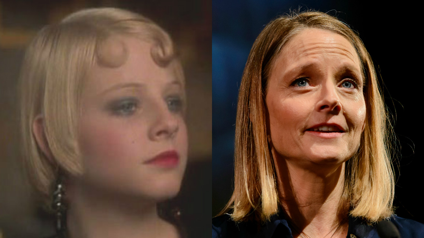 Jodie Foster / Bugsy Malone