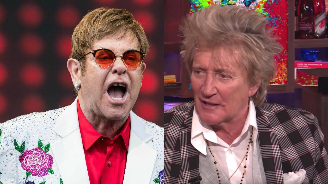 Elton John / Rod Stewart